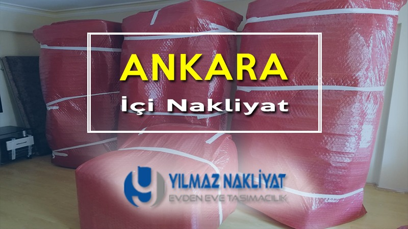 Ankara içi nakliyat