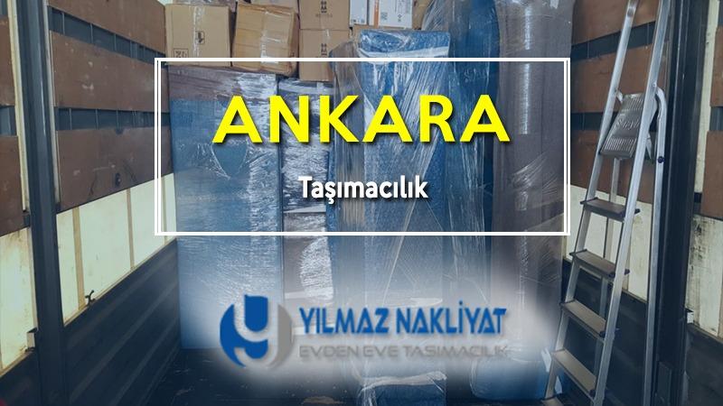 Ankara taşımacılık