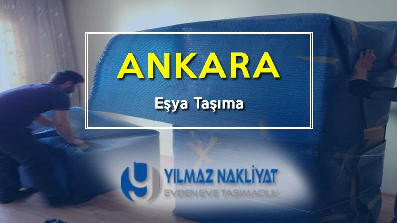 Ankara eşya taşıma