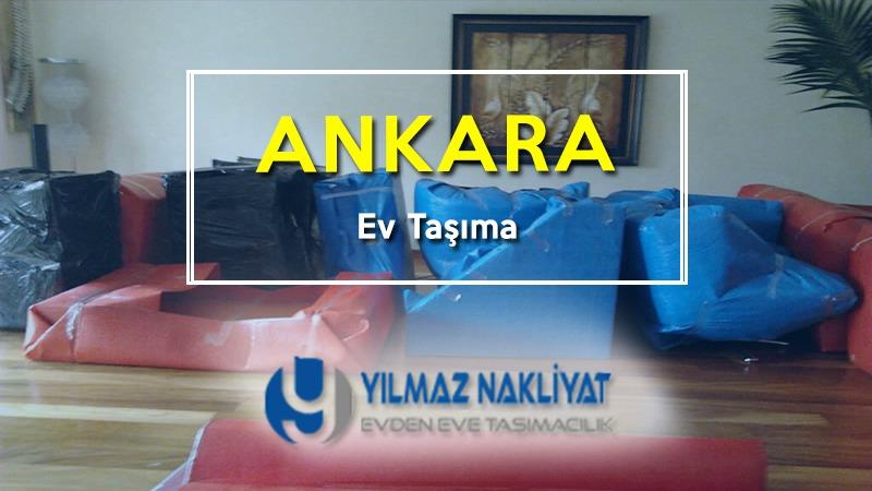 Ankara ev taşıma