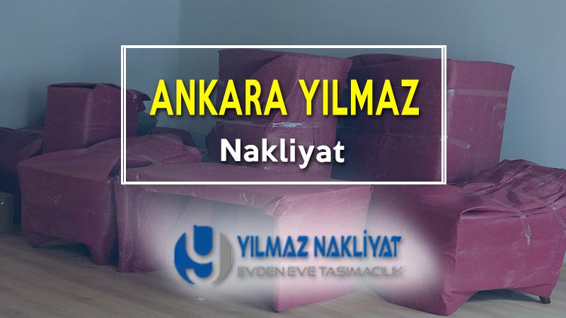 Ankara yılmaz nakliyat iletişim